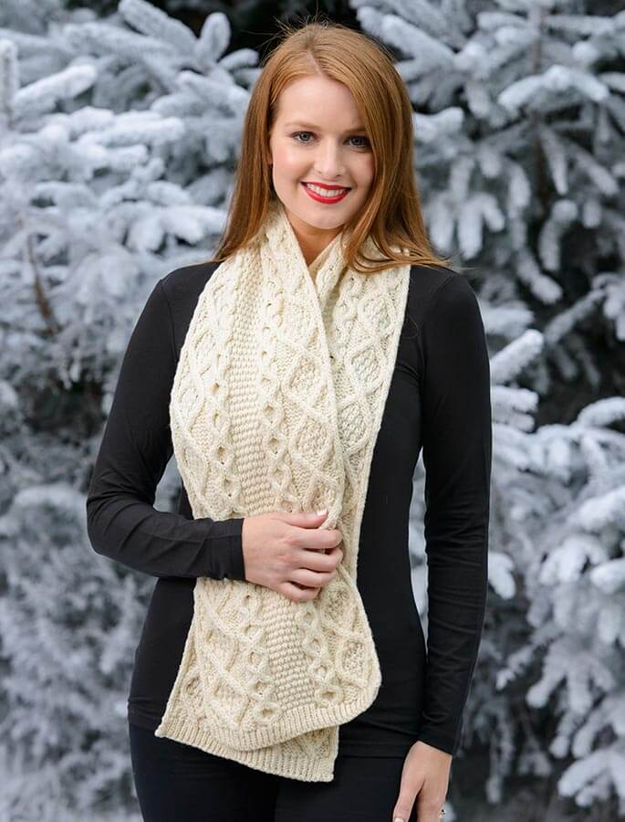 Premium ClanAran Scarf - Find Your Clan