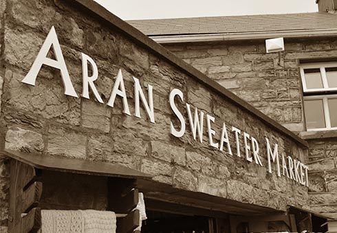 Aran Sweater Market, Since 1892