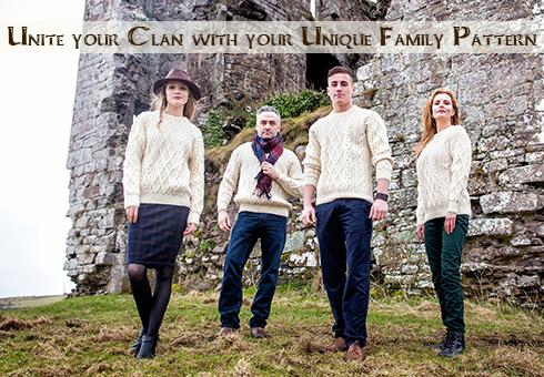 ClanAran Sweaters